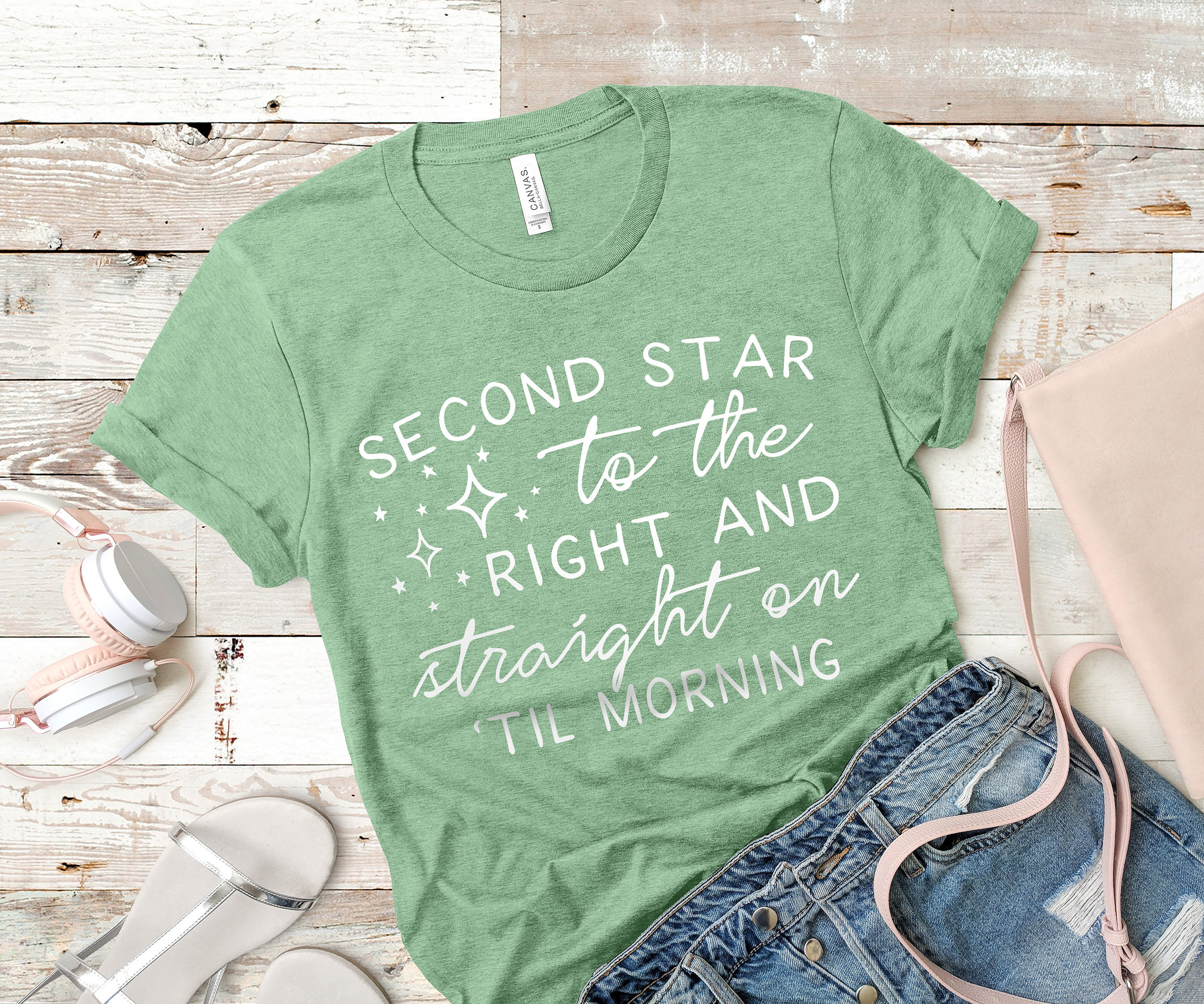 peter pan quote tshirt