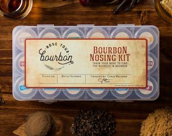 Bourbon Nosing Kit (Original) - Unique Bourbon Gift