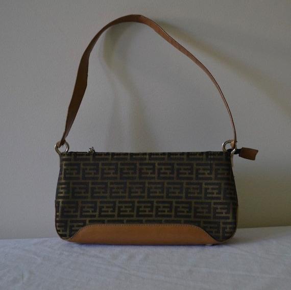 Fendi Inspired Tan Baguette Bag
