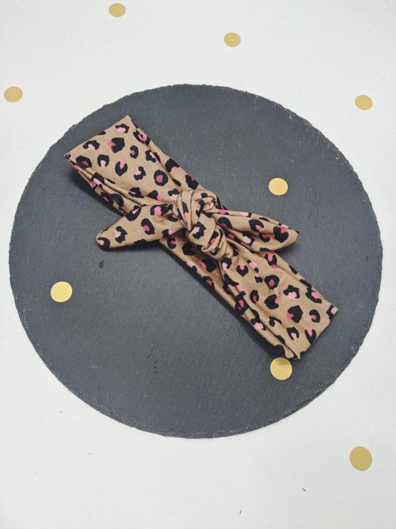 Matching Dog Owner Dog Mom Luxe Leopard Nude Dog Bandana Pink Bandana Matching Dog Owner Leopard Print Dog Mum Dog Bandana Dog Gift