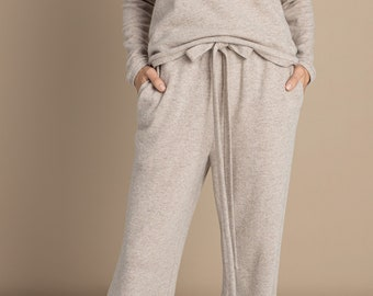 White high waist knit pants long pants wide leg pants crocheted white pants knitted trousers patterned trousers pants pajamas pants