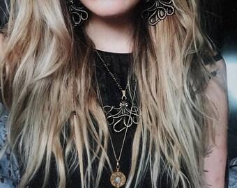 Moondust Jewelry Octopus Necklace