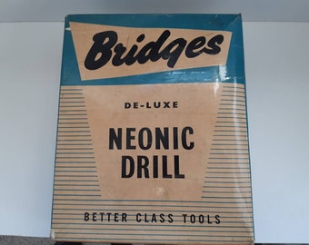 Bridges neonic drill