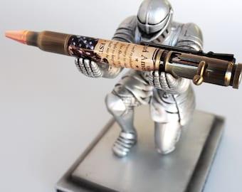 Best 2nd Amendment 30 Cal. Ballpoint Pen Bolt Action