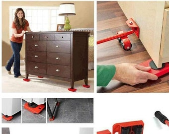 EasyMove Heavy Furniture Lifter Tool Kit Time To Save The Health