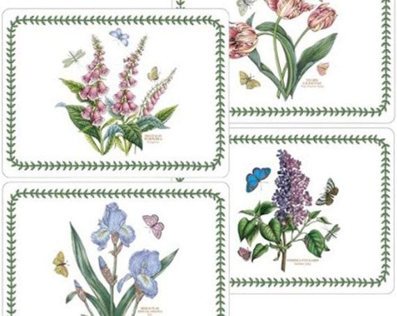 Portmeirion Botanic Garden Table Mats