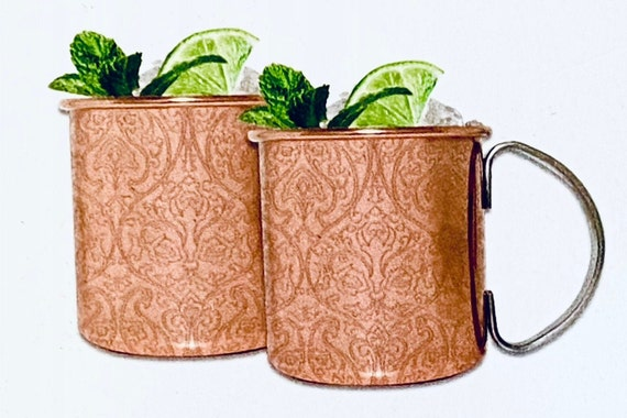 2 Set Of Signature Moscow Mules in Box - (4 Mules)