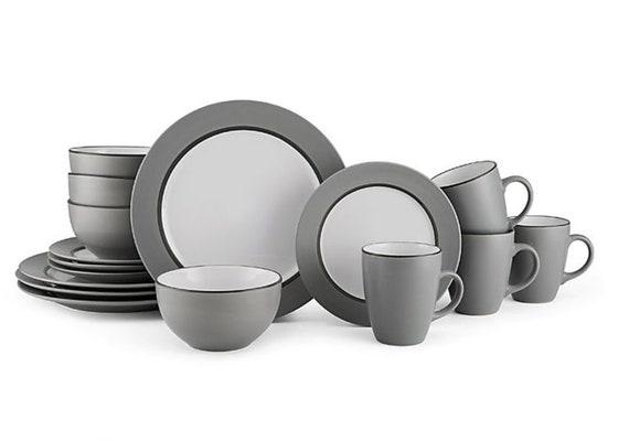 Grayson 16-Piece Dinnerware Set From  Pfaltzgraff