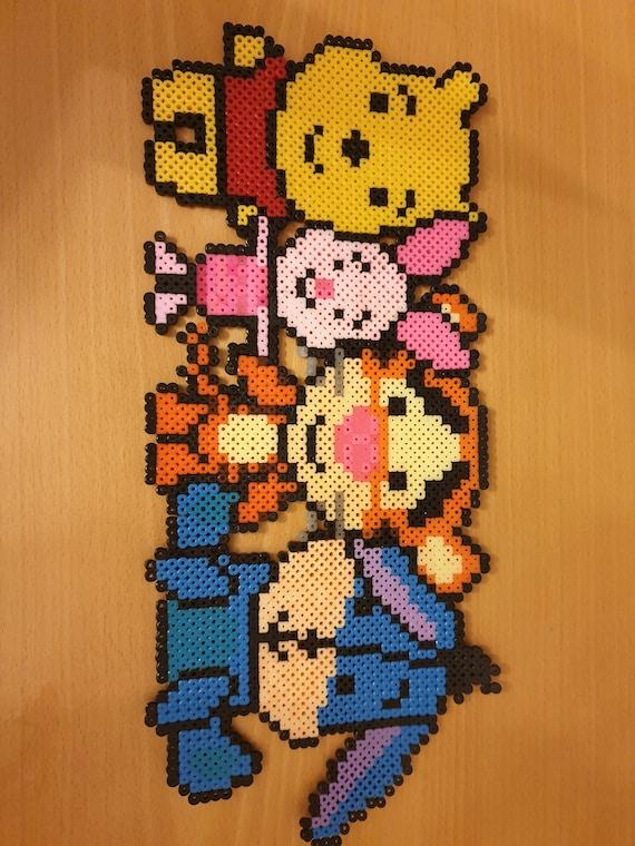 Eeyore Pixel Art Winnie The Pooh