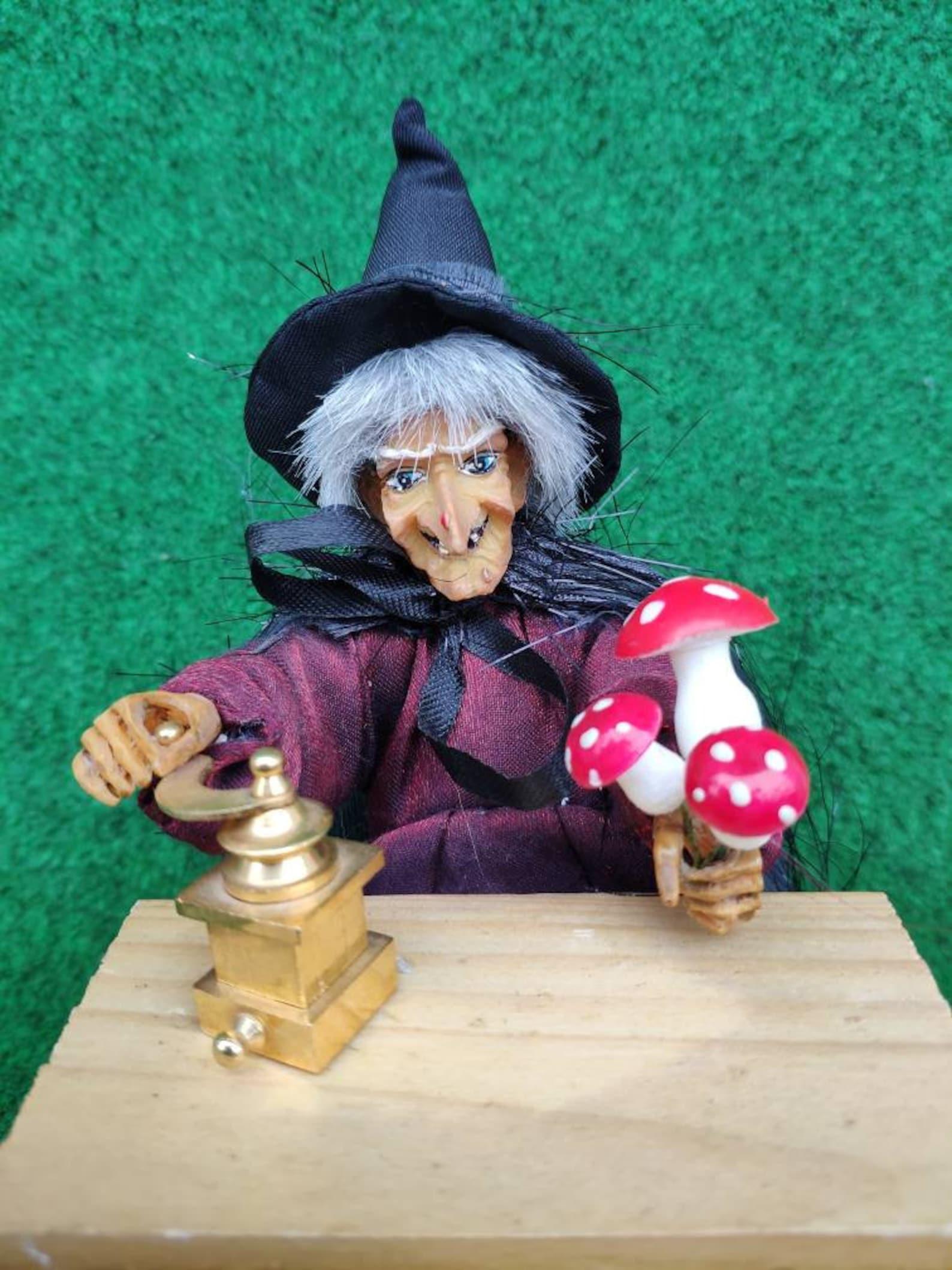 Vintage German Good luck Kitchen Witch