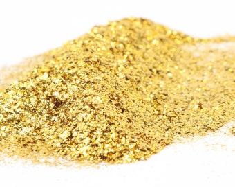 Gold Record  (fine) Gold Glitter by Counter Culture DIY