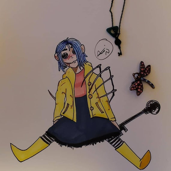 Coraline S Doll Etsy