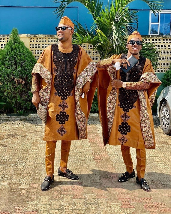 African Agbada dress for men/'s outfits,African clothing for men/'s outfits,African Groom dress African men/'s clothing African men/'s outfits