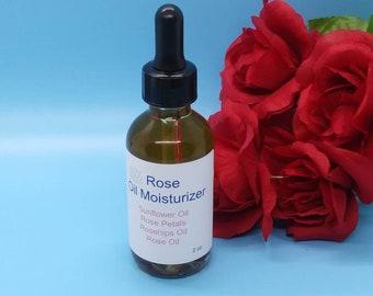 Rose Oil Moisturizer