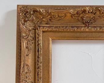 Adelaide light gold frame 9x12
