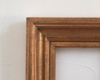 Auguste 5x7 Gold Leaf Frame