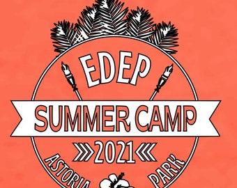 Astoria Park EDEP Summer camp Tshirt