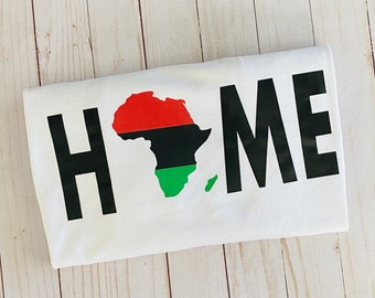 AFRICA IS HOME