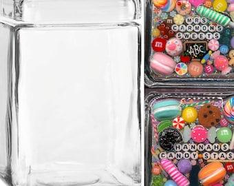 Office Candy Jar Etsy