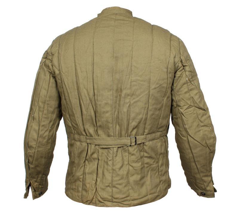 50 European US 36, 38, 40 48 Fufaika Soviet Jacket Army USSR Winter Jacket Russian Telogreika cotton batting lining 1970-s size Small 46