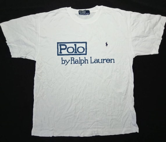 Polo Sport Spell Out Tee Shirts