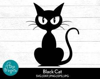 Halloween Cat Svg Free  – 200+ SVG File for Cricut