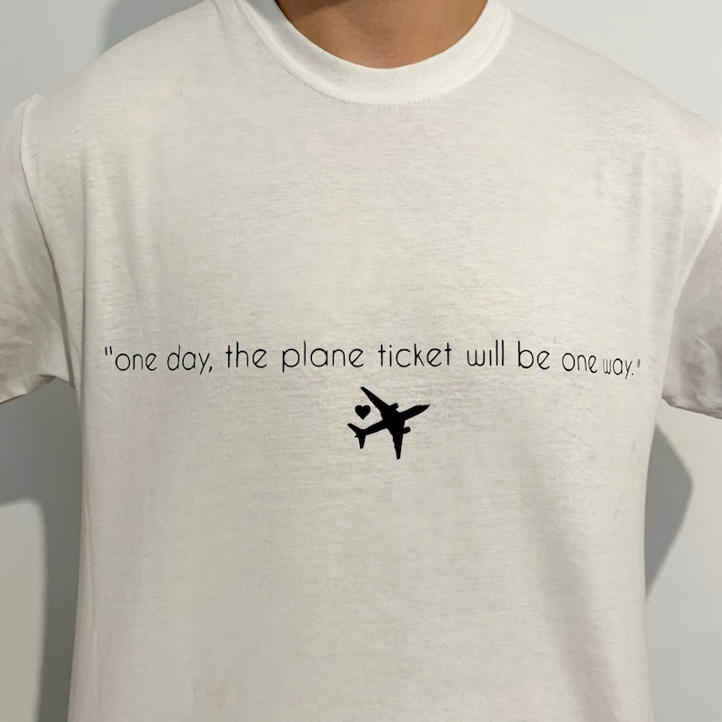 Long Distance Relationships Quote Shirt image 0