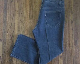 Levi's Jeans in Gray, Soft Denim