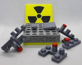 Reactor - Nuclear Packing Puzzle