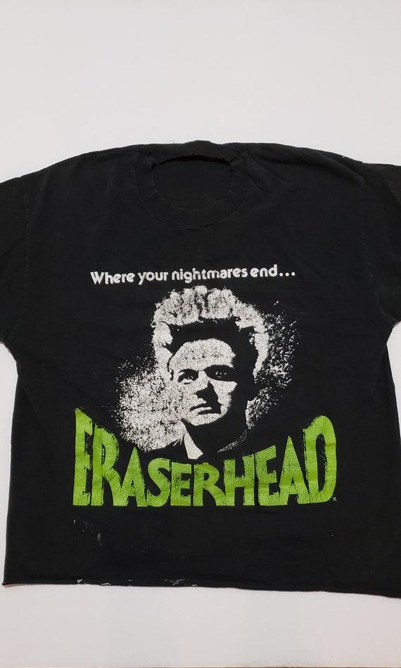 Vintage 90s eraserhead david lynch twin peaks horr