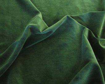 100% Plush Cotton Velvet Fabric - KBT321-F27-B42