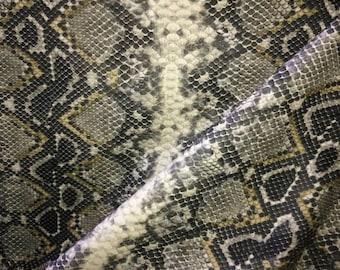 Python Skin Fabric