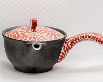 Nippon2You HOHIN Irabo glaze Teapot Pottery Kyusu Sencha Green tea Gyokuro Senchado
