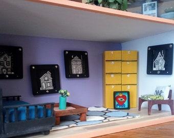 Dollhouse/Room Box