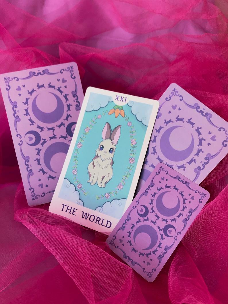 XL Sized Tarot Card Double sided Print