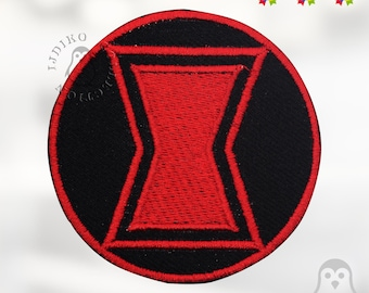 Captain Marvel Super Hero Embroidered Iron On//Sew On Patch//Badge For Clothes