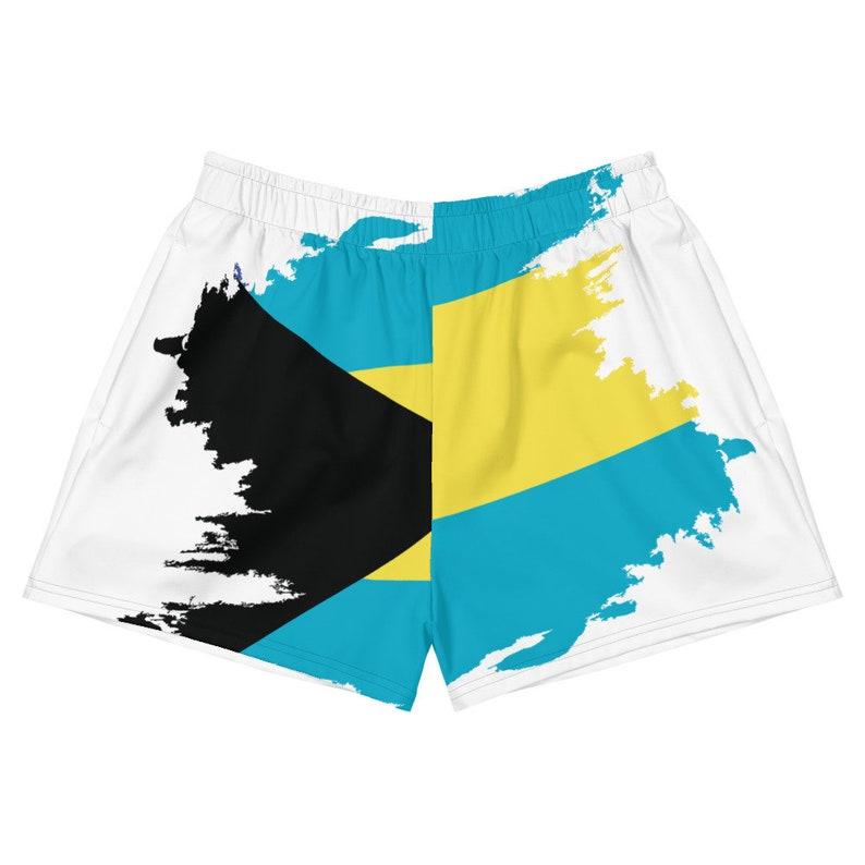 Bahamas Women/'s Athletic Short Shorts