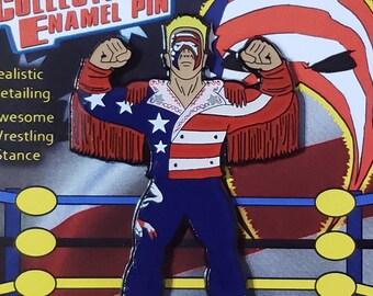 "STING USA  2.5"" PIN"