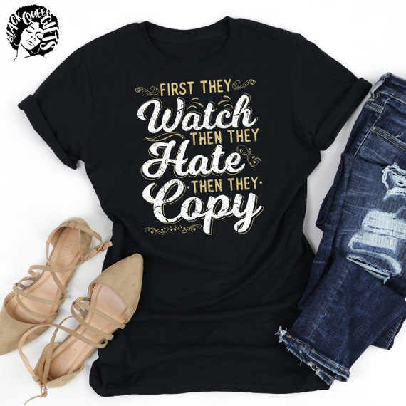 I Love Haters 5 Short-Sleeve T Shirts Baby Girls