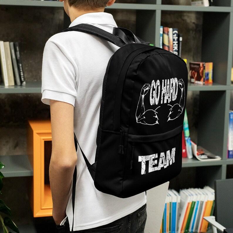 Go Hard Backpack
