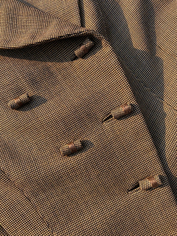 1940's WWII V for Victory Suit Set - image 6