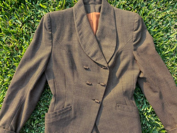 1940's WWII V for Victory Suit Set - image 2