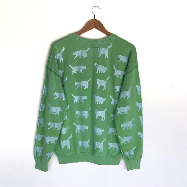 USPP cute animal full iron on sweatshirt pulloverfashionstylestreetwearanimallover Rare!
