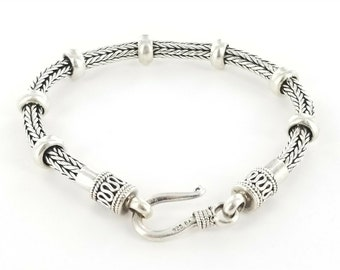Women/'s Sterling Silver 925 Bracelet  #81429