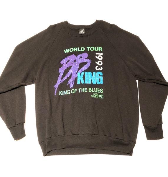 B.B. King crewneck sweatshirt