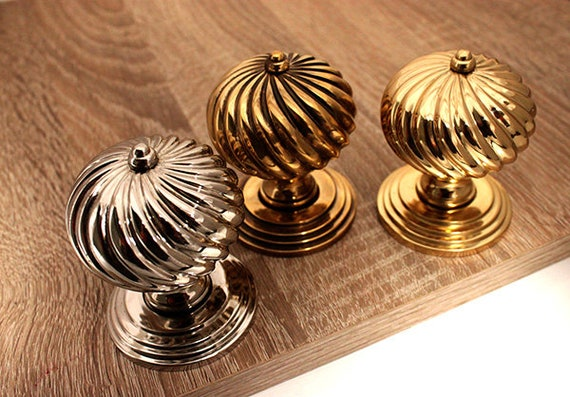 Bloxwich Antique Reproduction Style Pair Solid Brass Mortice Door Knob Nickel