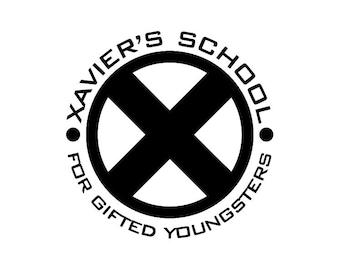 Wolverine emblem MARVELs X-Men SMALL Vinyl Decal