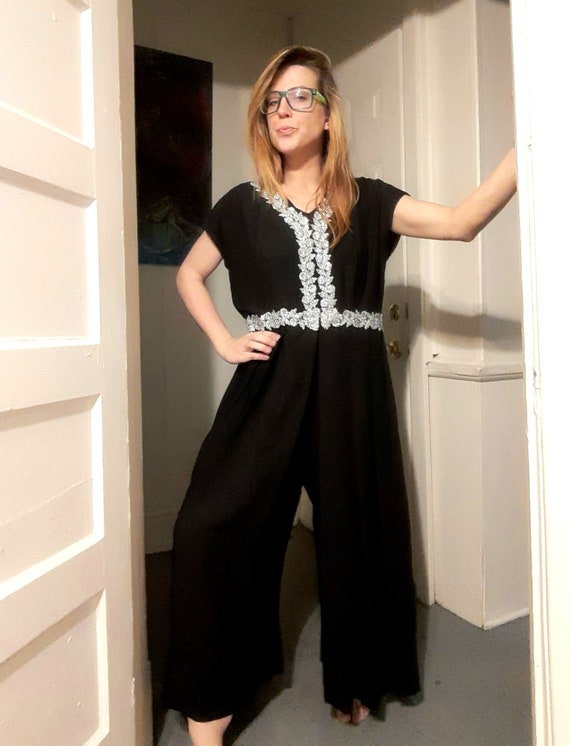 1970's disco jumpsuit