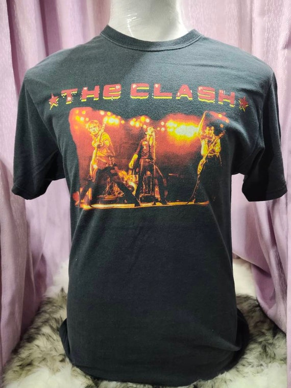The Clash Vintage T-Shirt
