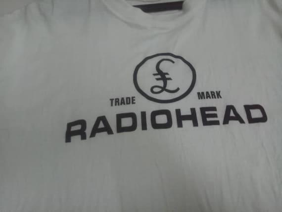 Radiohead Vintage T-Shirt